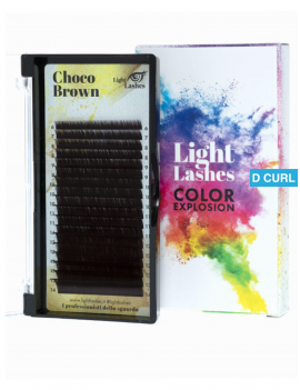 Color Explosion CHOCO BROWN...
